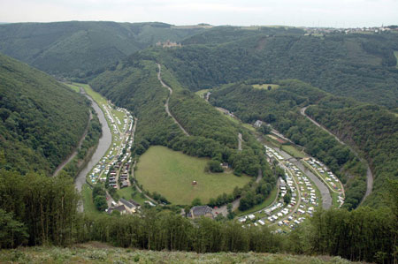 Camping du Moulin in Luxembourg
